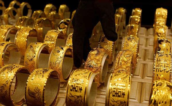 Giá vàng hôm nay: Giá vàng thế giới và trong nước đồng loạt tăng