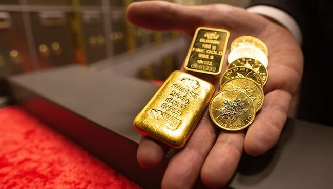 Giá vàng hôm nay: Vàng thế giới tăng 4 USD