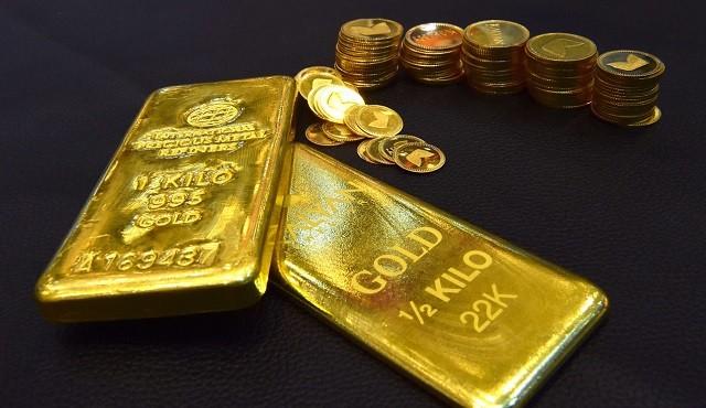 Giá vàng hôm nay đồng loạt tăng mạnh