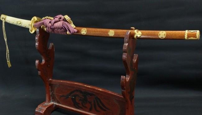 Nguồn gốc bất ngờ của kiếm katana Nhật Bản