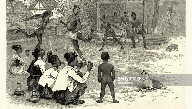 Ảnh hiếm về đất nước Miến Điện thế kỷ 19