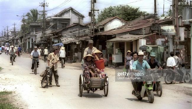 Nét mộc mạc của Huế và Đà Nẵng vào năm 1994