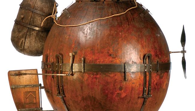 Nhìn lại vụ tấn công bằng tàu ngầm đầu tiên rúng động lịch sử