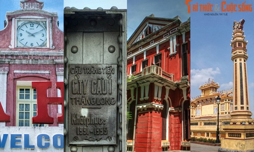4 công trình kiến trúc nổi tiếng nhất cố đô