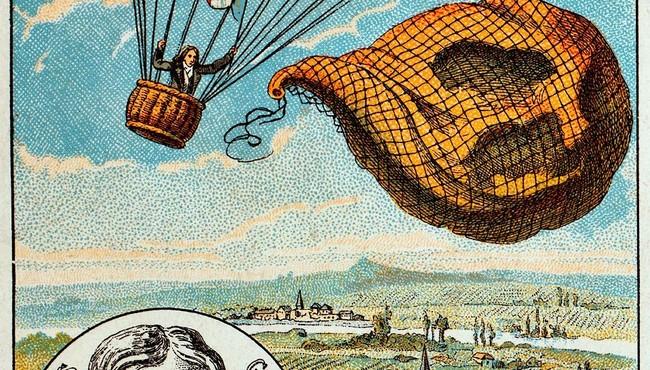 Cú nhảy dù đầu tiên trong lịch sử và điều bất ngờ sau đó