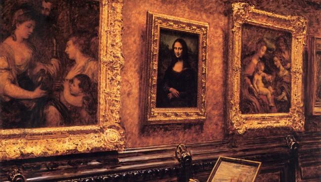Nhìn lại vụ trộm kiệt tác Mona Lisa chấn động thế giới năm 1911