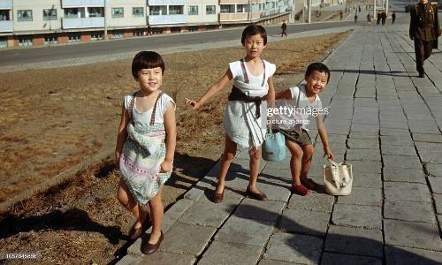 Cuộc sống ở Bình Nhưỡng năm 1971
