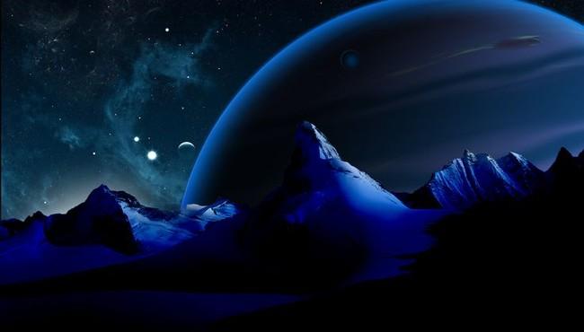Hải Vương tinh đã được tìm thấy như thế nào?