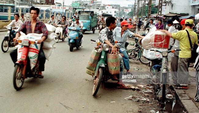 Sài Gòn những năm 1996 cực sôi động