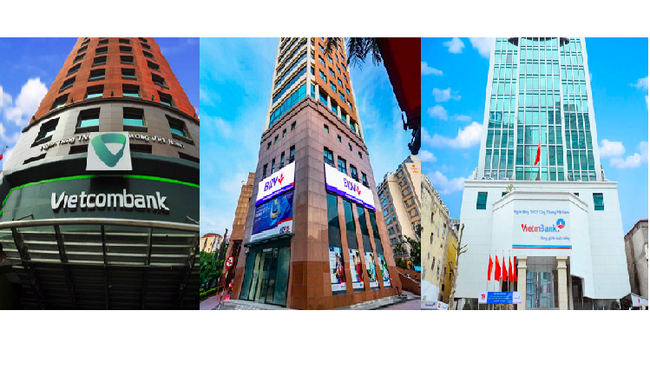 'Kỳ phùng địch thủ' BIDV, VietinBank và Vietcombank 6 tháng 2021