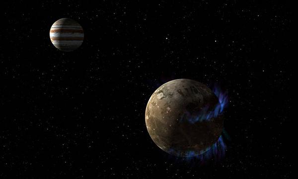 Dấu hiệu ở 'siêu mặt trăng' nghi ngờ có sự sống
