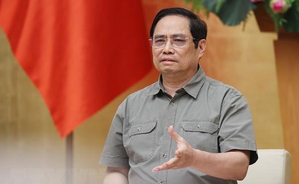 Video: 9 phát ngôn ấn tượng của Thủ tướng Phạm Minh Chính