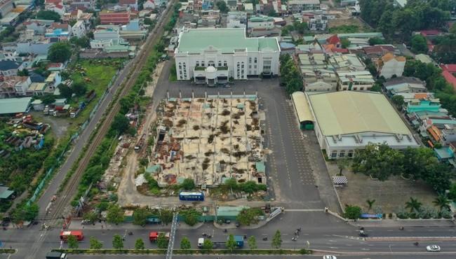 Chủ tịch phường ở Biên Hoà bị cách chức vì để 35 căn nhà xây trái phép