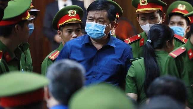 Ông Đinh La Thăng bị phạt 10 năm tù, Út 'Trọc' lĩnh án chung thân
