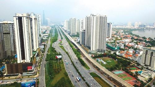 Giá bán căn hộ trung bình tại TP HCM giảm 14% trong quý IV/2020