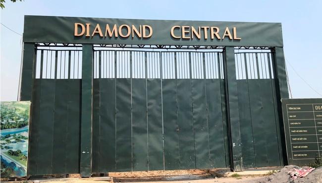 Diamond Central A của Gotec Land huy động vốn khi dự án vẫn nằm trên giấy