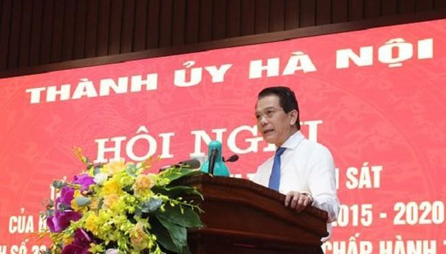 Nhiều cán bộ công an Hà Nội bị kỷ luật