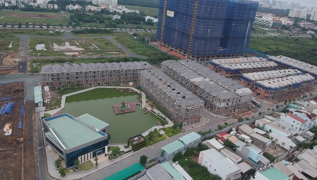 TP.HCM yêu cầu không để xảy ra tình trạng sốt giá bất động sản