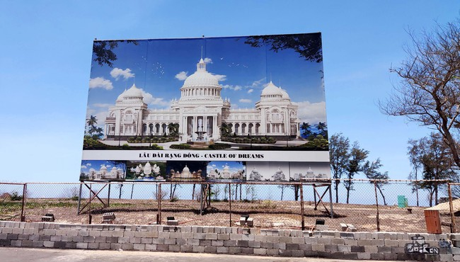 Bộ Công an đề nghị cung cấp hồ sơ 9 dự án 'khủng' ở Bình Thuận