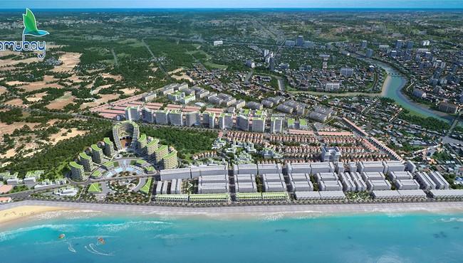 Vì sao Bộ Công an đề nghị cung cấp hồ sơ dự án Hamubay Phan Thiết?