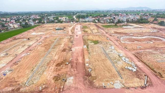28 dự án chưa đủ điều kiện mua bán ở Bắc Giang