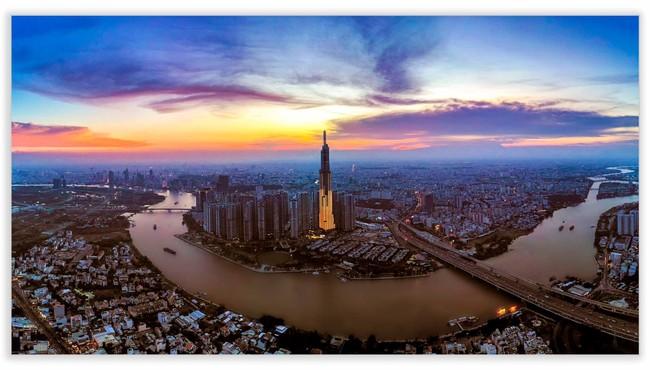 TP HCM sẽ có khoảng 100.000 - 110.000 ha đất xây đô thị đến năm 2040