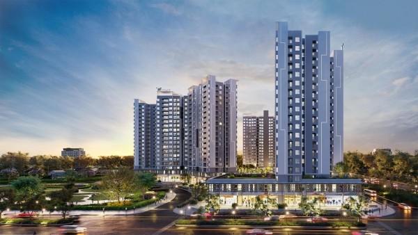 1.074 căn hộ của dự án Westgate Bình Chánh đủ điều kiện bán