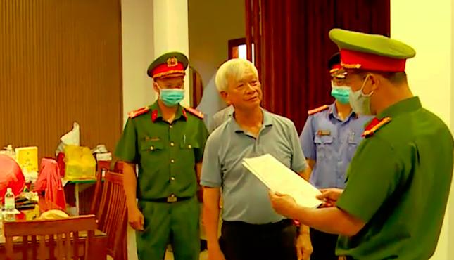 Cựu Chủ tịch tỉnh Khánh Hòa tiếp tục bị khởi tố vì liên quan dự án Nha Trang Golden Gate