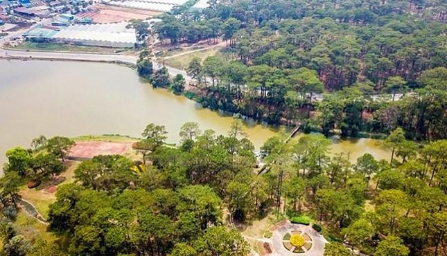 Nhiều doanh nghiệp muốn lập quy hoạch khu vực danh thắng hồ Than Thở