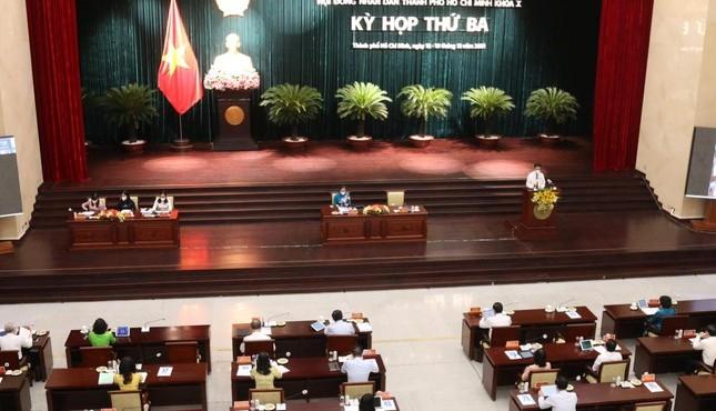 Chủ tịch HĐND TP HCM Nguyễn Thị Lệ: TP đang bước vào giai đoạn đặc biệt