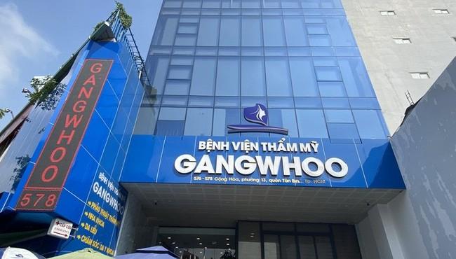 Thông tin mới nhất về vụ người phụ nữ tử vong sau khi hút mỡ bụng ở bệnh viện thẩm mỹ Gangwhoo