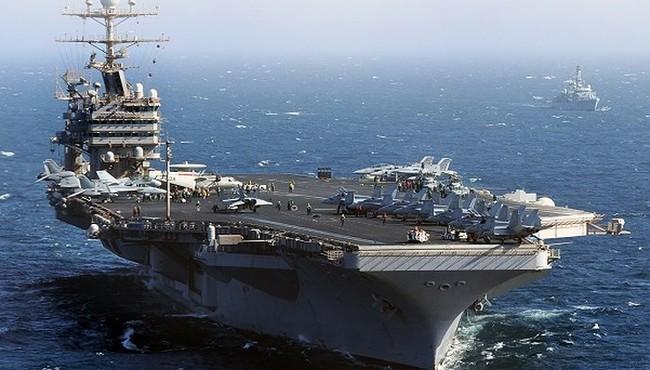 Clip: Khám phá cuộc sống trên tàu sân bay USS Abraham Lincoln của Mỹ