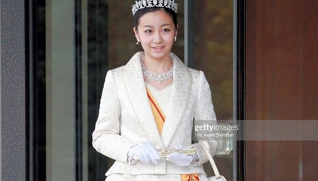 Ngắm Công chúa Nhật Bản 26 tuổi tài sắc vẹn toàn