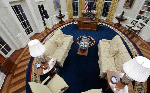 Nhìn lại Phòng Bầu Dục của Nhà Trắng qua các đời Tổng thống Mỹ