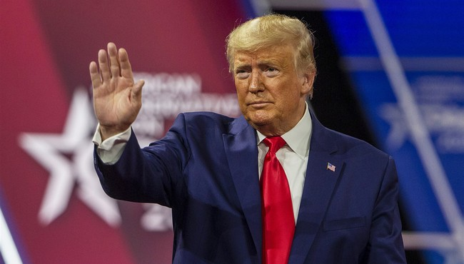 Cựu Tổng thống Trump nói gì sau tái xuất?