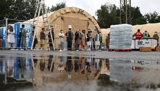 Cuộc sống nơi trú ẩn tạm thời của dân tị nạn Afghanistan