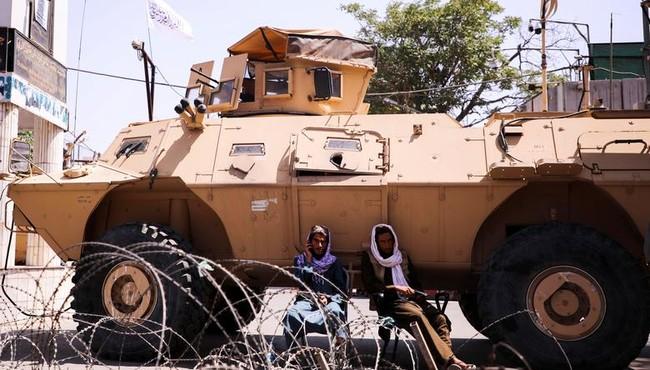 Bên trong thủ đô Kabul dưới sự kiểm soát của Taliban