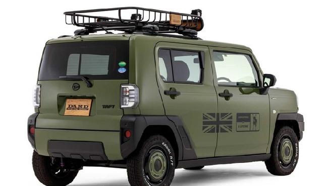 Phát thèm Land Rover Defender đậm chất chơi
