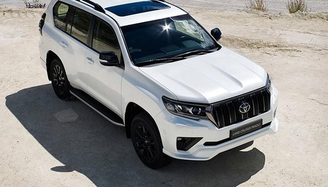 Vì sao SUV Toyota Land Cruiser Prado 2022 lùi lịch ra mắt?