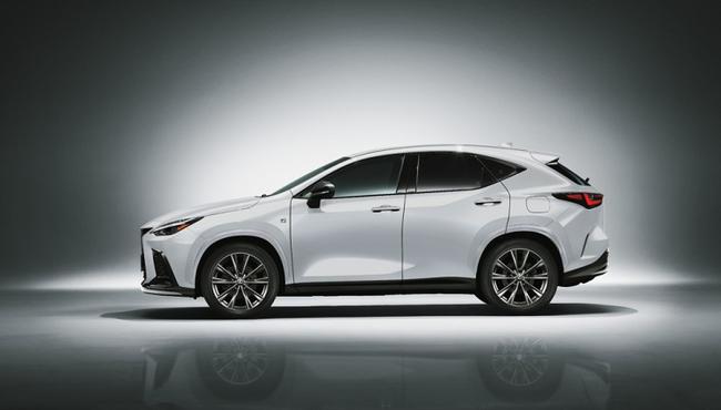 Chi tiết Lexus NX 2022 giá cao nhất 1,47 tỷ đồng tại Nhật Bản