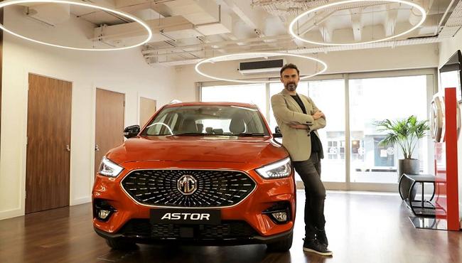 Chi tiết MG Astor 2021 đầy đủ tính năng chỉ từ 293 triệu đồng