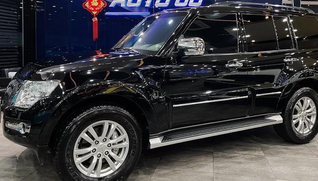 Mitsubishi Pajero đời 2016 vẫn rao bán hơn 1,4 tỷ tại Việt Nam