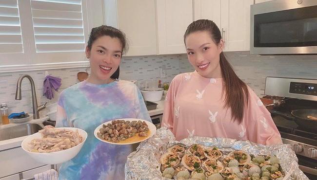 Hoa hậu chuyển giới Việt Nam 2020 khéo tay nấu nướng như nào?