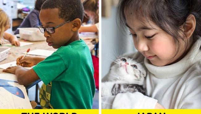 Cách giáo dục khác biệt giúp trẻ em Nhật thành công trong cuộc sống