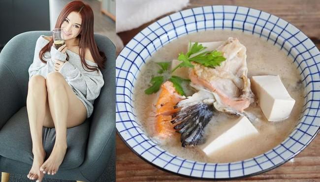 Ôn Bích Hà chỉ cách nấu 3 món canh dưỡng nhan ngon mà đơn giản