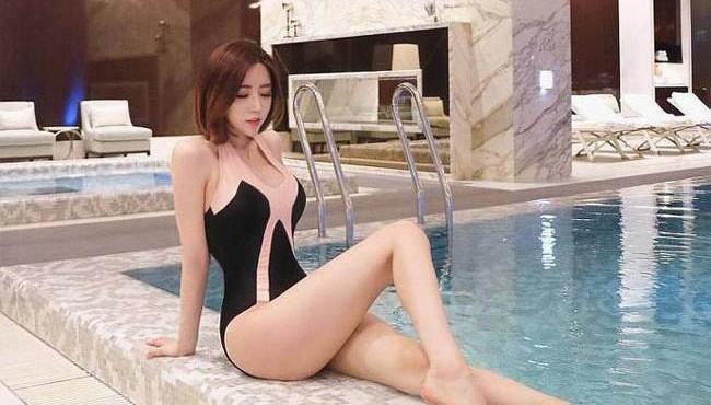 Thời trang khoe vòng 1 nóng bỏng của 'đại hot girl Hàn Quốc'