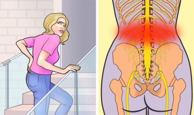 7 thói quen gây đau lưng mà bạn cần sửa ngay lập tức