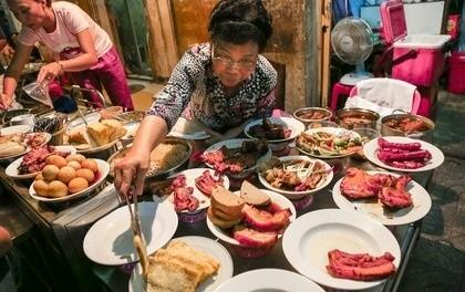 Tên kỳ quặc những món ăn phổ biến ở Sài Gòn