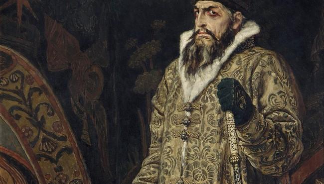 Sa hoàng hung bạo khét tiếng nước Nga và những điều người dân khiếp sợ