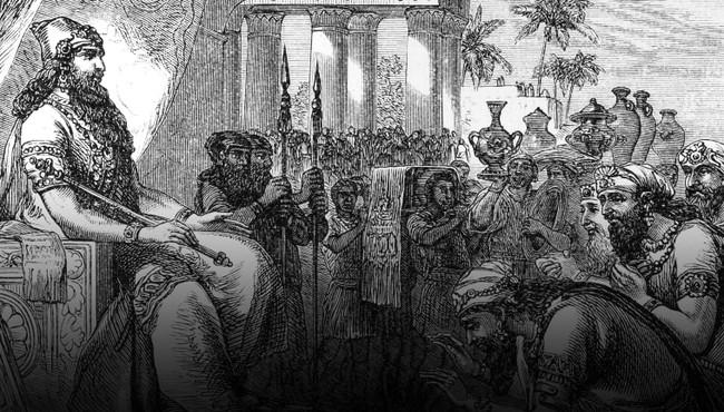 Biết gì về nhà vua nổi tiếng nhất Babylon?